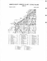 Mendota Heights, Mendota Village, Lilydale Village, Dakota County 1964